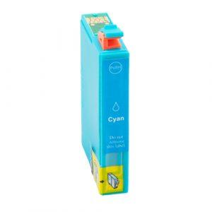 Inktcartridge / Alternatief voor Epson 502 XL blauw   Epson Expression Home XP 5100/ XP 5105/ Workforce WF 2860 DWF; WF 2865 DWF; WF-2860DWF / WF-286