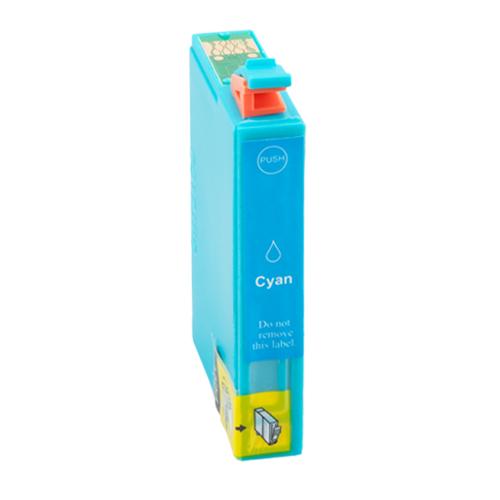 Inktcartridge / Alternatief voor Epson 502 XL blauw | Epson Expression Home XP 5100/ XP 5105/ Workforce WF 2860 DWF; WF 2865 DWF; WF-2860DWF / WF-286