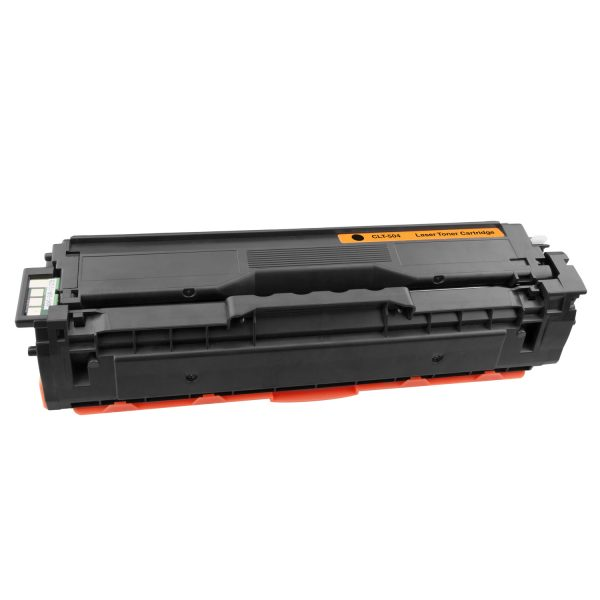 Tonercartridge / Alternatief voor Samsung CLT-K504S/ELS zwart