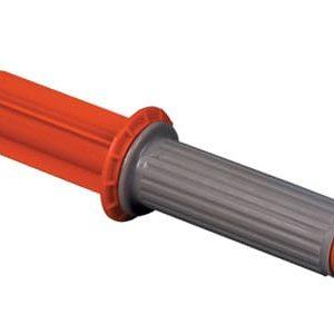 Foliedispencer kunststof voor mini-strechfolie