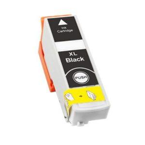 Inktcartridge / Alternatief voor Epson 33 XL T3351 zwart | Epson Expression Premium XP-530/ XP-630/ XP-635/ XP-640/ XP-645/ XP-830/ XP-900